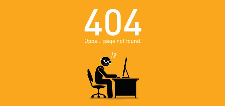Why you need a 404 page